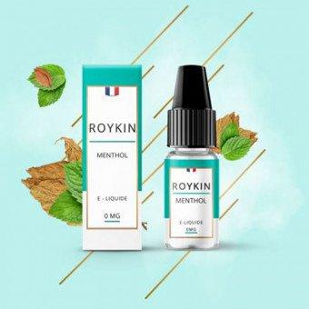 E-liquide Menthol - Roykin