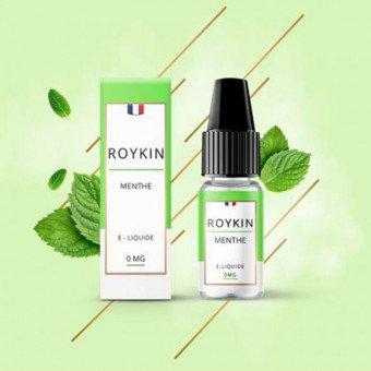 E-liquide Menthe - Roykin