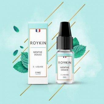 E-liquide Menthe Douce - Roykin