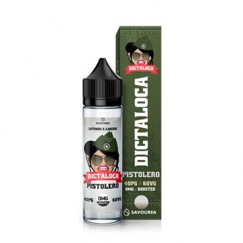E-liquide Pistolero 50ml - Dictaloca - Savourea