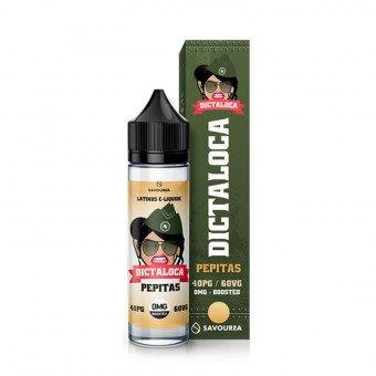 E-liquide Pepitas 50ml - Dictaloca - Savourea