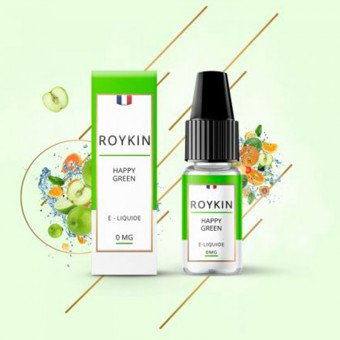 E-liquide Green - Roykin
