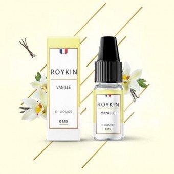 E-liquide Vanille - Roykin