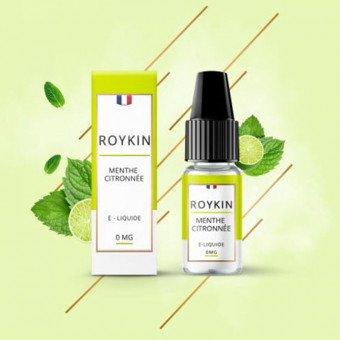 E-liquide Menthe Citronée - Roykin