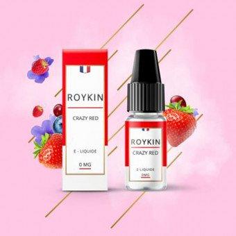 E-liquide Crazy Red - Roykin