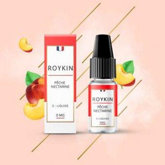 E-liquide Pêche nectarine - Roykin