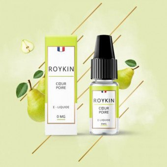 E-liquide Cœur Poire - Roykin