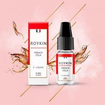 E-liquide French Cola - Roykin