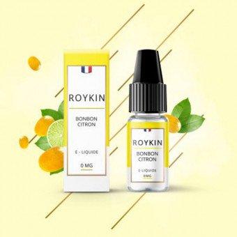 E-liquide Bonbon Citron - Roykin