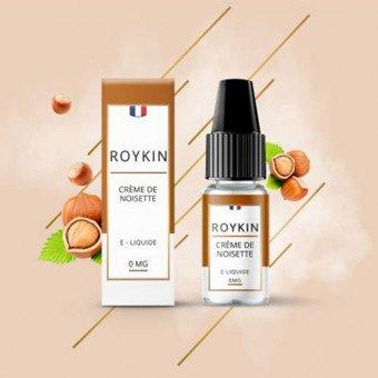E-liquide Crème de noisette - Roykin