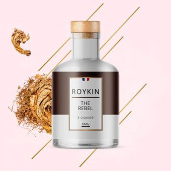E-liquide The Rebel 200ml - Roykin