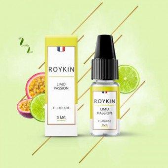 E-liquide Limo Passion - Roykin