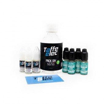 Pack DIY Menthe Glaciale 240 ml - VDLV