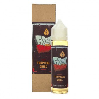E-liquide Tropical Chill 50 ml - Frost and Furious - Pulp