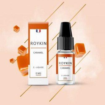 E-liquide Caramel Roykin
