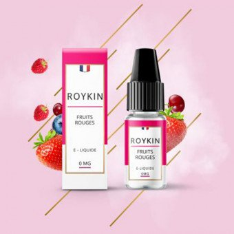 E-liquide Fruits rouges Roykin
