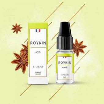 E-liquide Anis Roykin