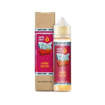 E-liquide Lychee Cactus 50 ml - Frost and Furious - Pulp