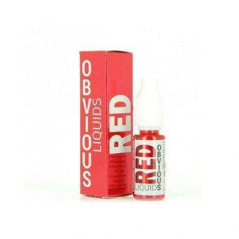 E-liquide Red - Obvious Liquids