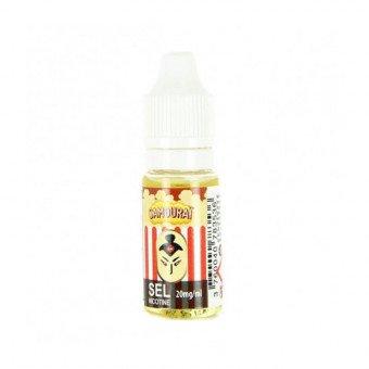 E-liquide Samouraï Sels de nicotine - Edo - Le Coq Qui Vape