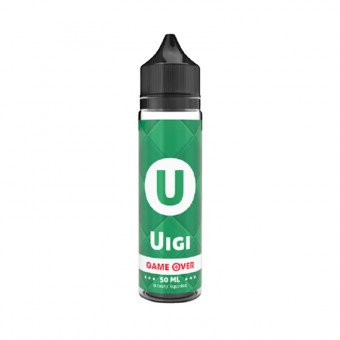 E-liquide Uigi 50 ml - Game Over - E.tasty