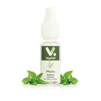 E-liquide Menthol - Végétol Phyto