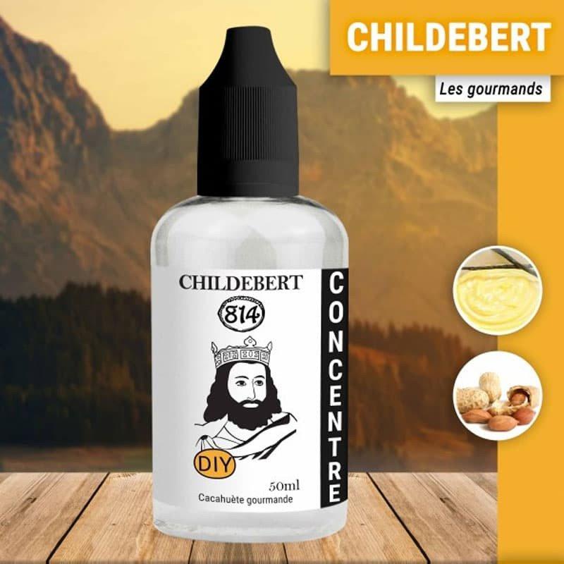 Arôme Childebert 50 ml - 814