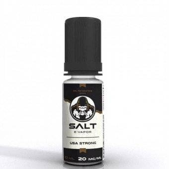 E−liquide USA Strong - Salt E-Vapor - Le French Liquide