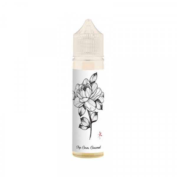 E-liquide Popcorn Caramel 50ml - Gamme Artiste - 814