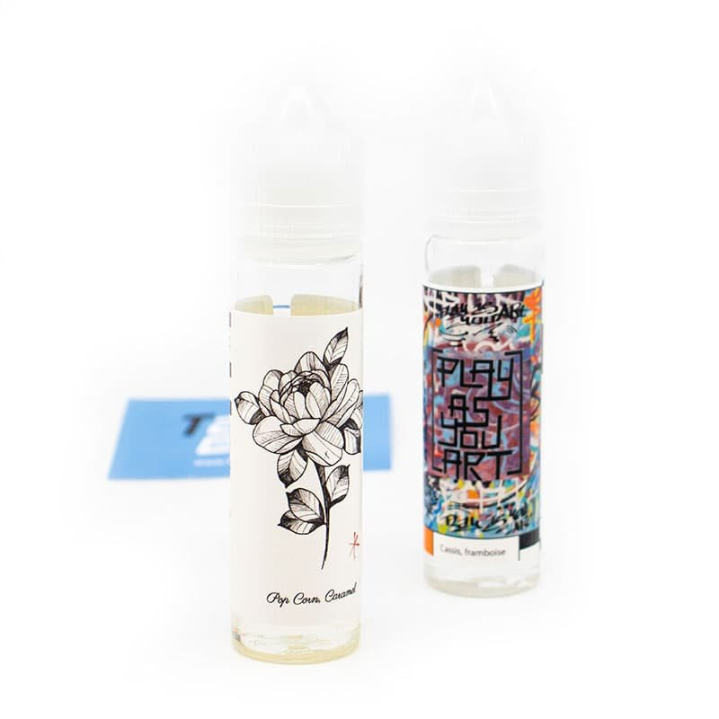 Pack E-liquides Artiste - 814