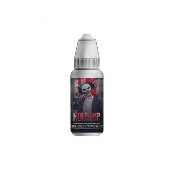 E-liquide George Clowney 10 ml - Hold-Up - BordO2