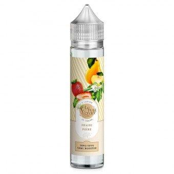 E-liquide Fraise Poire 50ml - Le Petit Verger - Savourea