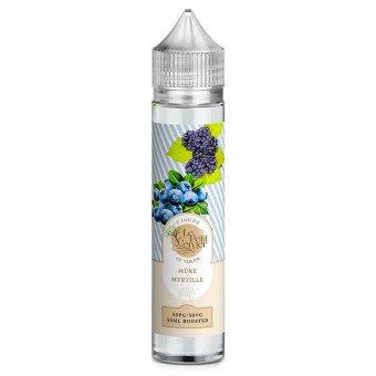 E-liquide Mure Mytrille 50ml - Le Petit Verger - Savourea