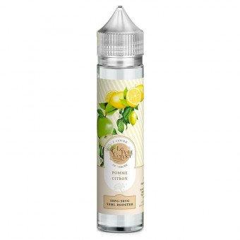 E-liquide Pomme Citron 50ml - Le Petit Verger - Savourea