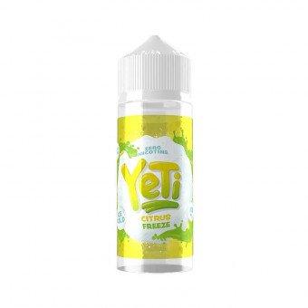 E-liquide Citrus Freeze 100 ml - Yeti