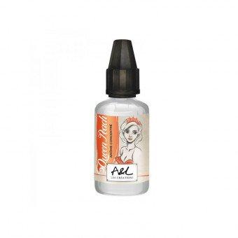 Arôme concentré Queen Peach 30 ml - Les Créations - A&L