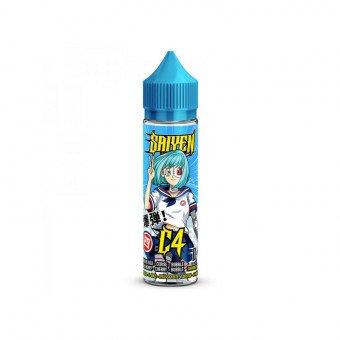 E-liquide C4 50 ml - Saiyen Vapors - Swoke