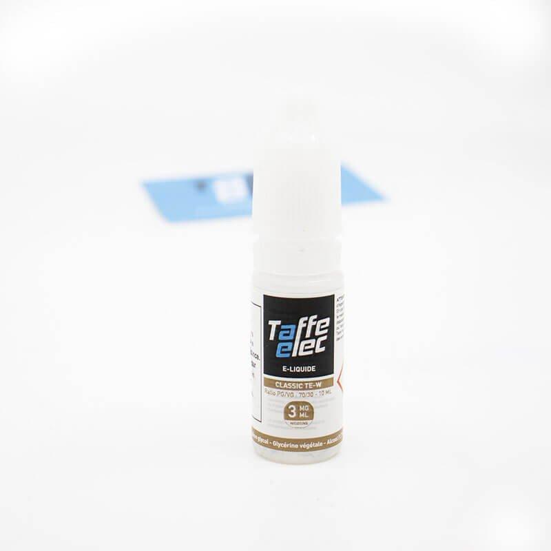 E-liquide Classic TE-W - Taffe-elec