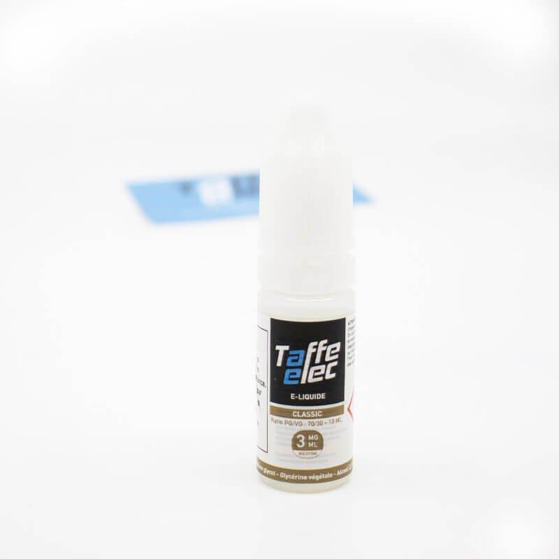 E-liquide Classic - Taffe-elec