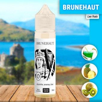 E-liquide Brunehaut 50 ml - 814