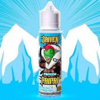 E-liquide Frozen Païpaï 50 ml - Saiyen Vapors SWOKE