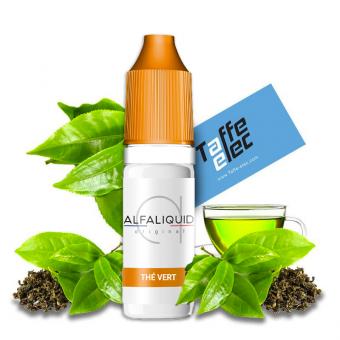 E-liquide Thé Vert - Alfaliquid
