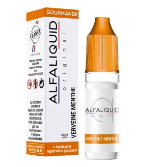E-liquide Verveine Menthe - Alfaliquid