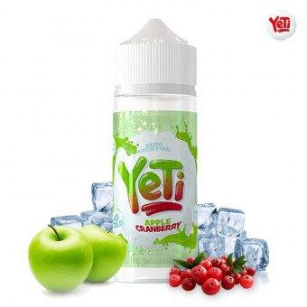 E-liquide Ice Cold Apple Cranberry 100ml - Yeti
