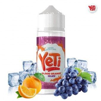 E-liquide Ice Cold Blood Orange Grape 100ml - Yeti