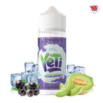 E-liquide Ice Cold Honeydew Blackcurrant 100ml - Yeti