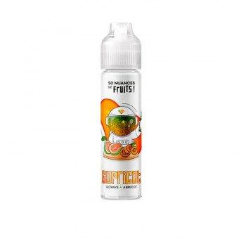 E-liquide Gopricot 50ml - 50 Nuances de Fruits by The Fuu