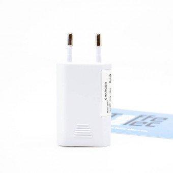 Adaptateur secteur USB - 500mA