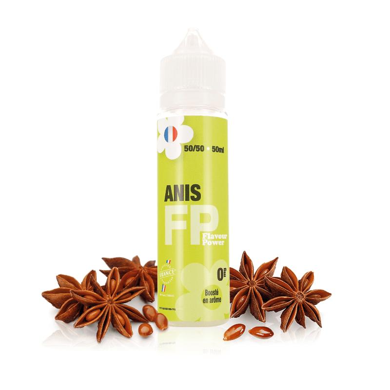 E-liquide Anis 50ml - Flavour Power