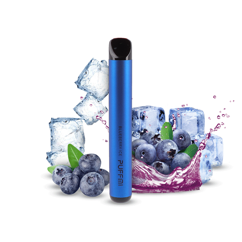 Pod Puffmi TX500 Blueberry Ice - Puffmi by Vaporesso